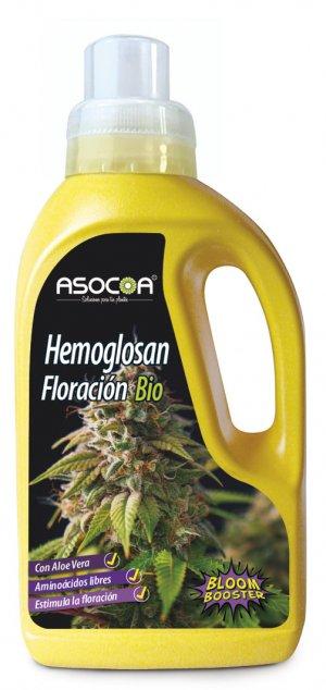 Hemoglosan Floración BIO Asocoa