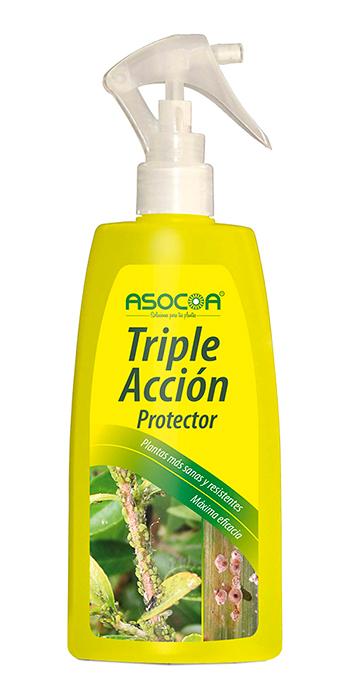 protector plantas triple accion