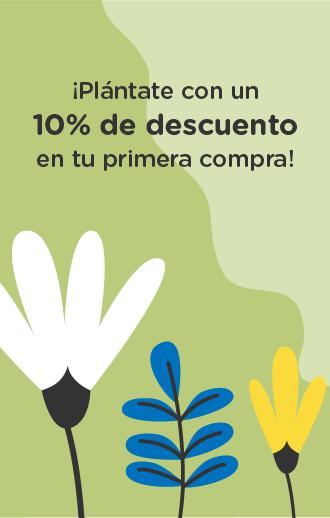 10% de dto. al suscribirte